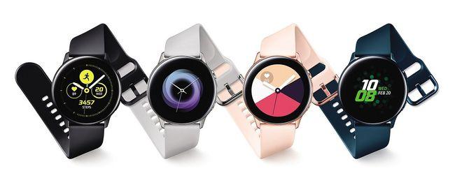 Samsung Galaxy Watch Active arriva in Italia
