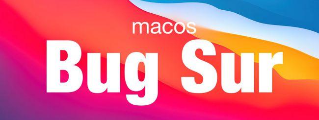 "macOS Big Sur, ancora problemi con display e grave bug ""sudo"""