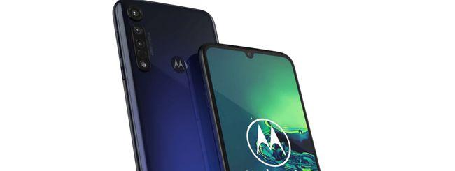 Motorola Moto G8 Plus, annuncio il 24 ottobre?