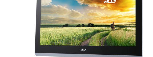 Acer annuncia due nuovi AiO della serie Aspire Z