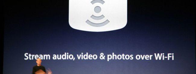 Apple AirPlay Direct, streaming audio senza WiFi