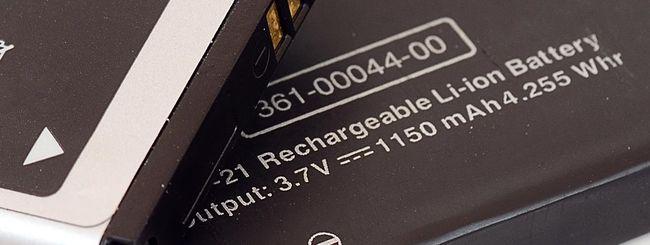 Samsung raddoppia l'autonomia delle batterie