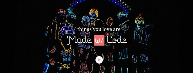 Made with Code: Google, tra donne e codice