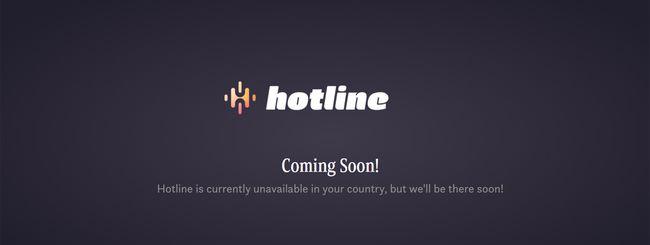 E' Hotline il rivale di Clubhouse targato Facebook