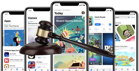 Apple sotto la lente dell'Antitrust per presunto monopolio App Store