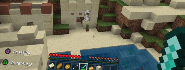 Minecraft arriva (gratis) su PlayStation VR