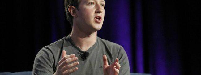 Mark Zuckerberg sminuisce Google+