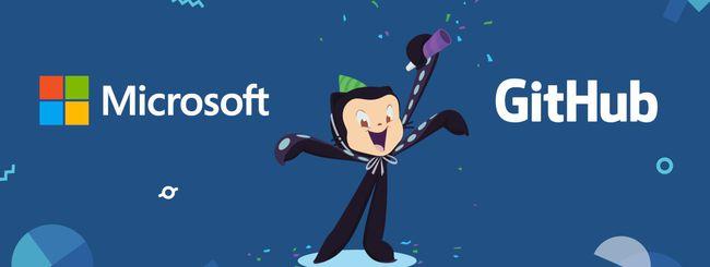 Microsoft completa l'acquisizione di GitHub