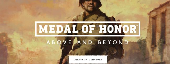 Medal of Honor: Above and Beyond, ecco la funzione Galleria