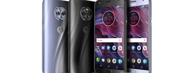 Motorola Moto X4, foto e specifiche finali