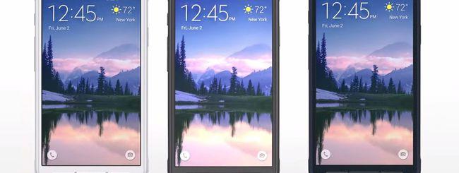 Samsung Galaxy S6 Active, rugged di fascia alta