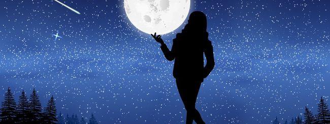 Luna: la prima donna camminerà sul satellite