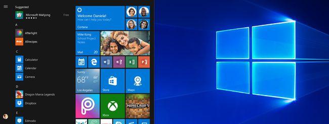 Windows 10 S, niente Linux