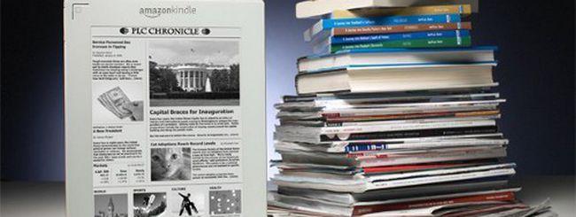 Kindle Store in Italia: l'offerta eBook gratuita e non