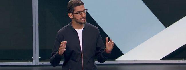 Google, il CEO conferma l'esistenza di Dragonfly