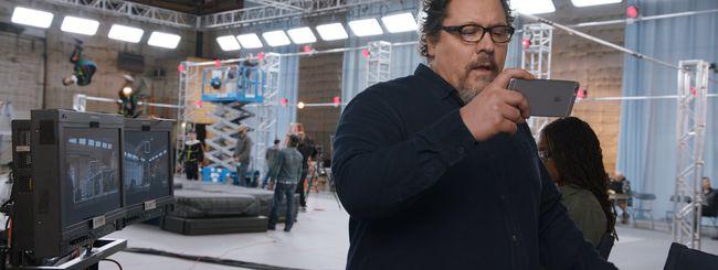 iPhone 6s, l'ultimo spot Apple 'On the Set' col regista Jon Favreau