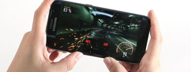 Samsung Galaxy S7, made for gaming