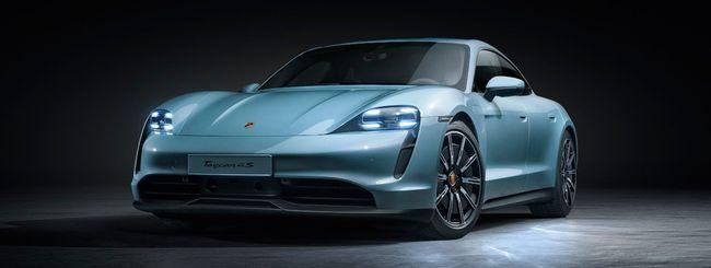 Porsche Taycan 4S: elettrica sportiva entry level