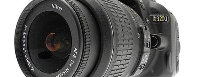 Nikon D3200 annunciata il 19 aprile: rumor
