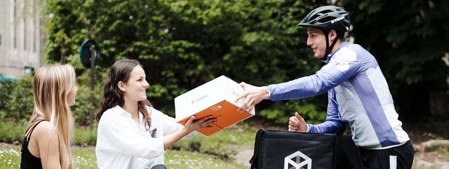 Il pacco di Zalando? Ti insegue