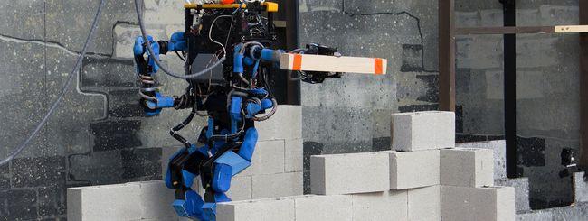 Google dice addio ai robot: chiude Schaft