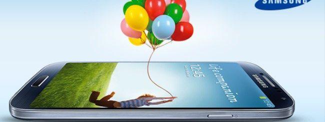 Samsung Galaxy S4 nei listini TIM a 699 euro