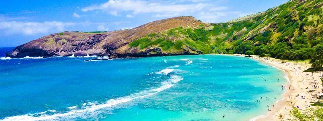 Google Maps: le Hawaii su Street View