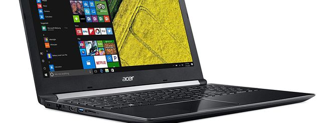 Black Friday: notebook Acer e ASUS in offerta