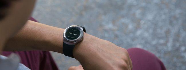 Gli smartwatch Samsung leggeranno le vene?