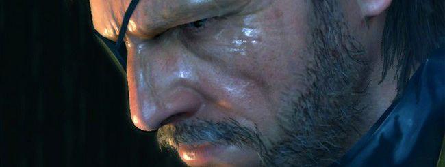 Metal Gear Solid 5: The Phantom Pain alla GDC