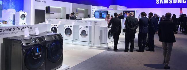 Samsung 2017: nuovi elettrodomestici intelligenti