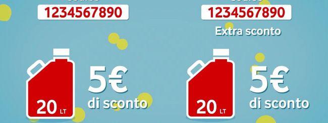 Vodafone You a gennaio regala buoni benzina