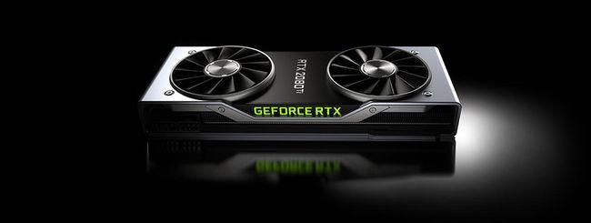 Le voci sulle GPU Nvidia RTX 2060