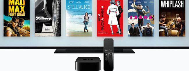 Apple TV: ecco perché Siri è esclusa in Italia