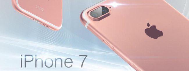 iPhone 7: Fotocamera doppia e 3GB di RAM solo sul Plus ma venderà poco
