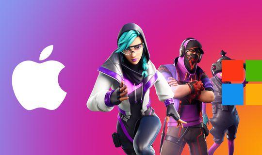 Epic Games VS. Apple: Microsoft si schiera