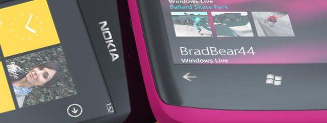 W7 e W8: i primi Nokia Windows Phone