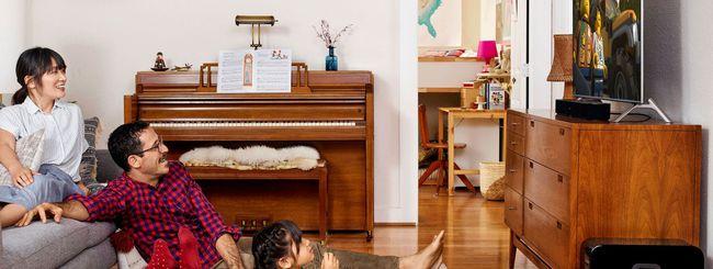 Sonos Beam, lo speaker con Alexa per la smart home