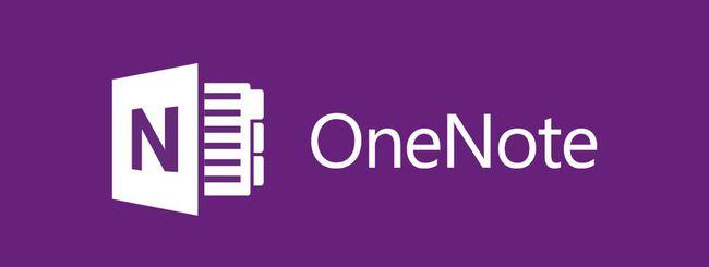 Microsoft OneNote, arriva il tema scuro