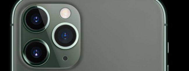 Apple iPhone 11, nuove fotocamere in dettaglio