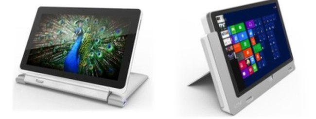Acer Iconia Tab con Windows 8, specifiche e prezzi