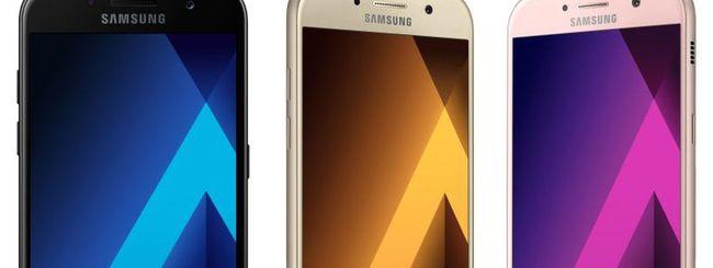 Galaxy A5 (2018) confermato da Samsung
