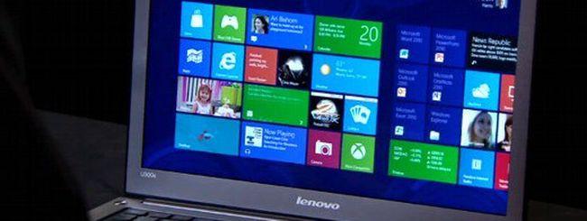 Tutte le scorciatoie da tastiera di Windows 8