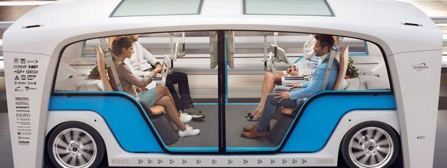 Rinspeed Snap, sguardo alla mobilità del futuro