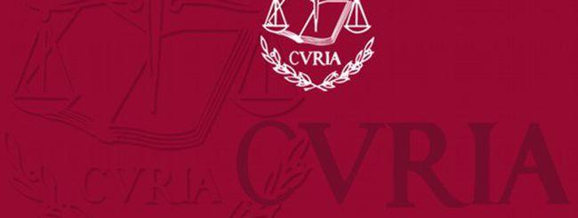 CURIA: vietato imporre filtri preventivi al Web