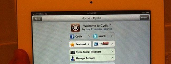 Jailbreak di iOS 4.3, già attivo su iPad 2