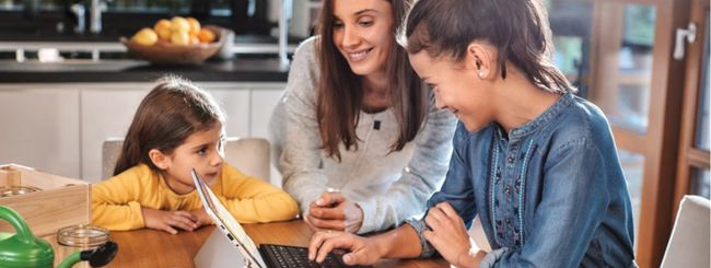 Microsoft, nuove funzionalità per le famiglie