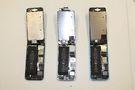 iPhone 5s e iPhone 5c smontati