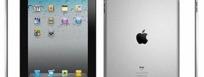 Prototipo di iPad 2 all'evento del Daily
