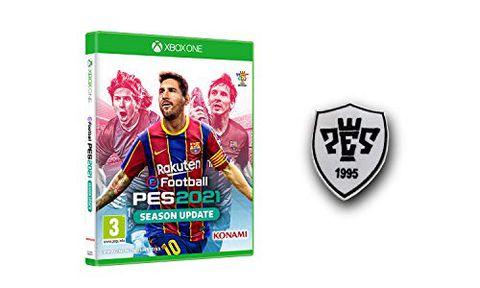 eFootball PES 2021 Season Update e Patch (Esclusiva Amazon) - Xbox One
